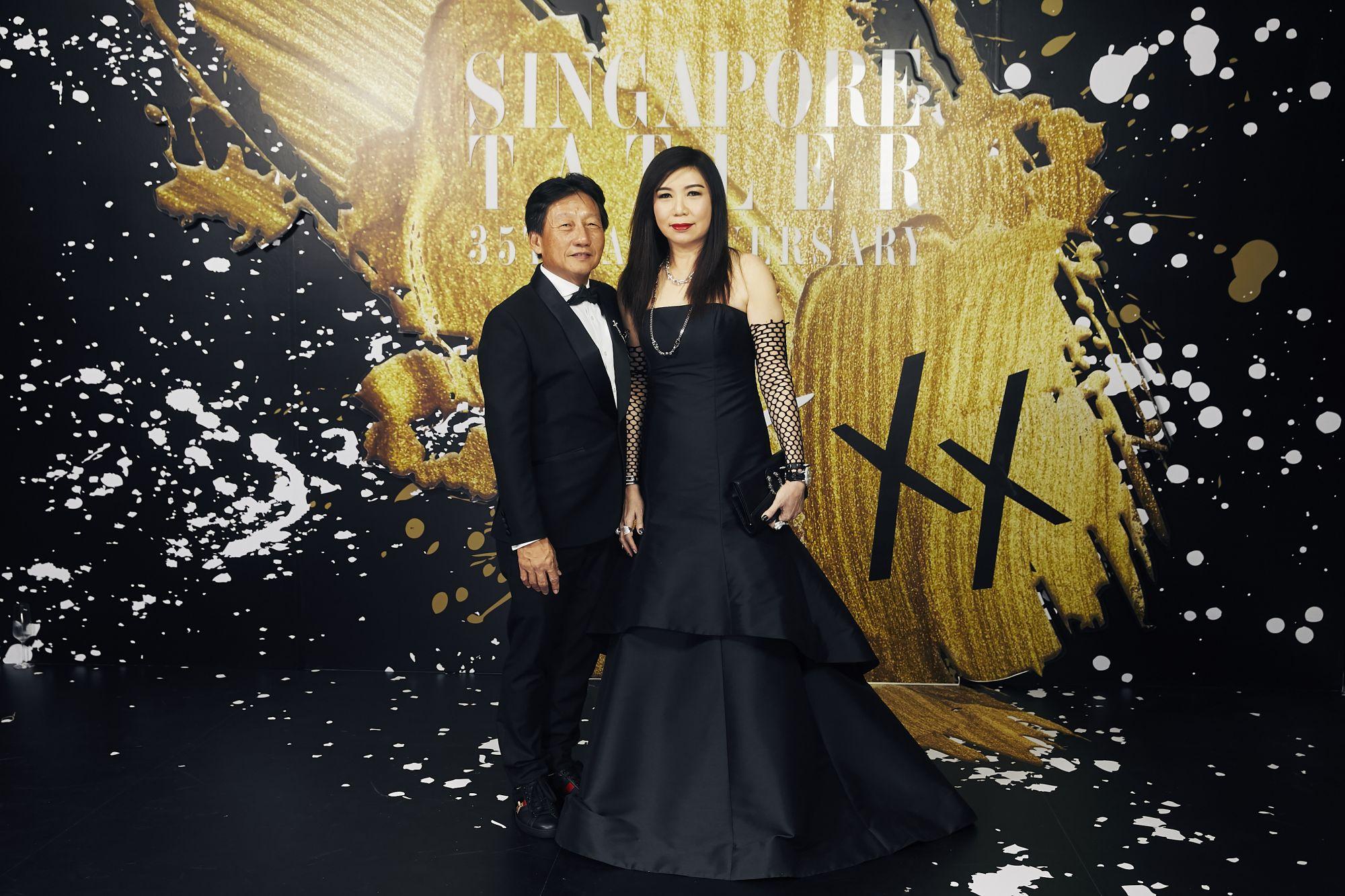 Phillip Heng, Sharon Heng
