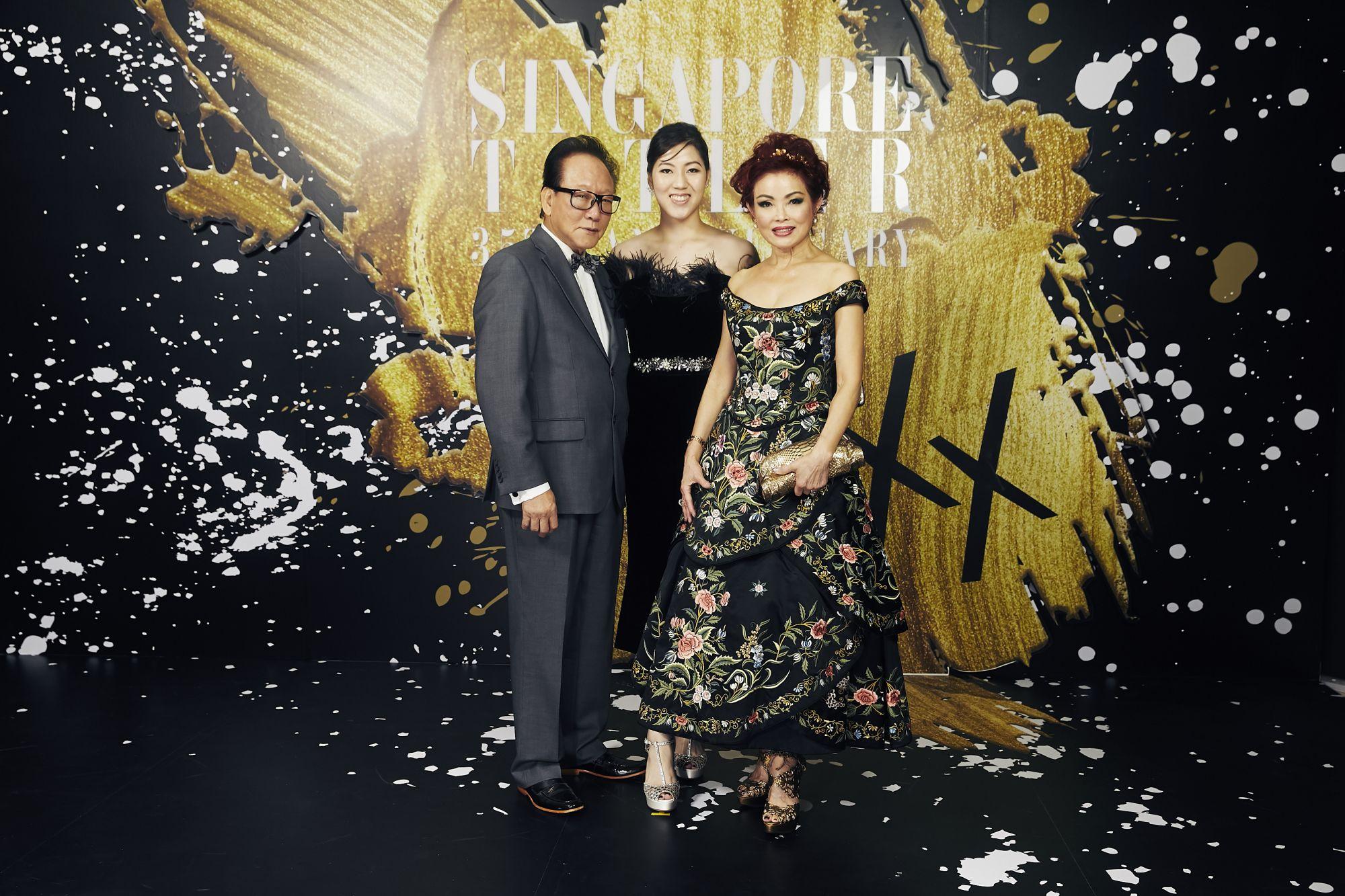 Tan Bock Seng, Zeena Tan, Linda Soo-Tan