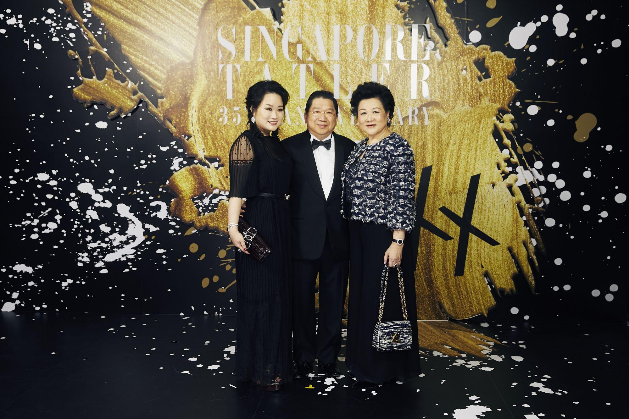 Lam Tze Tze, Lam Tong Loy, Lam Ping Lee