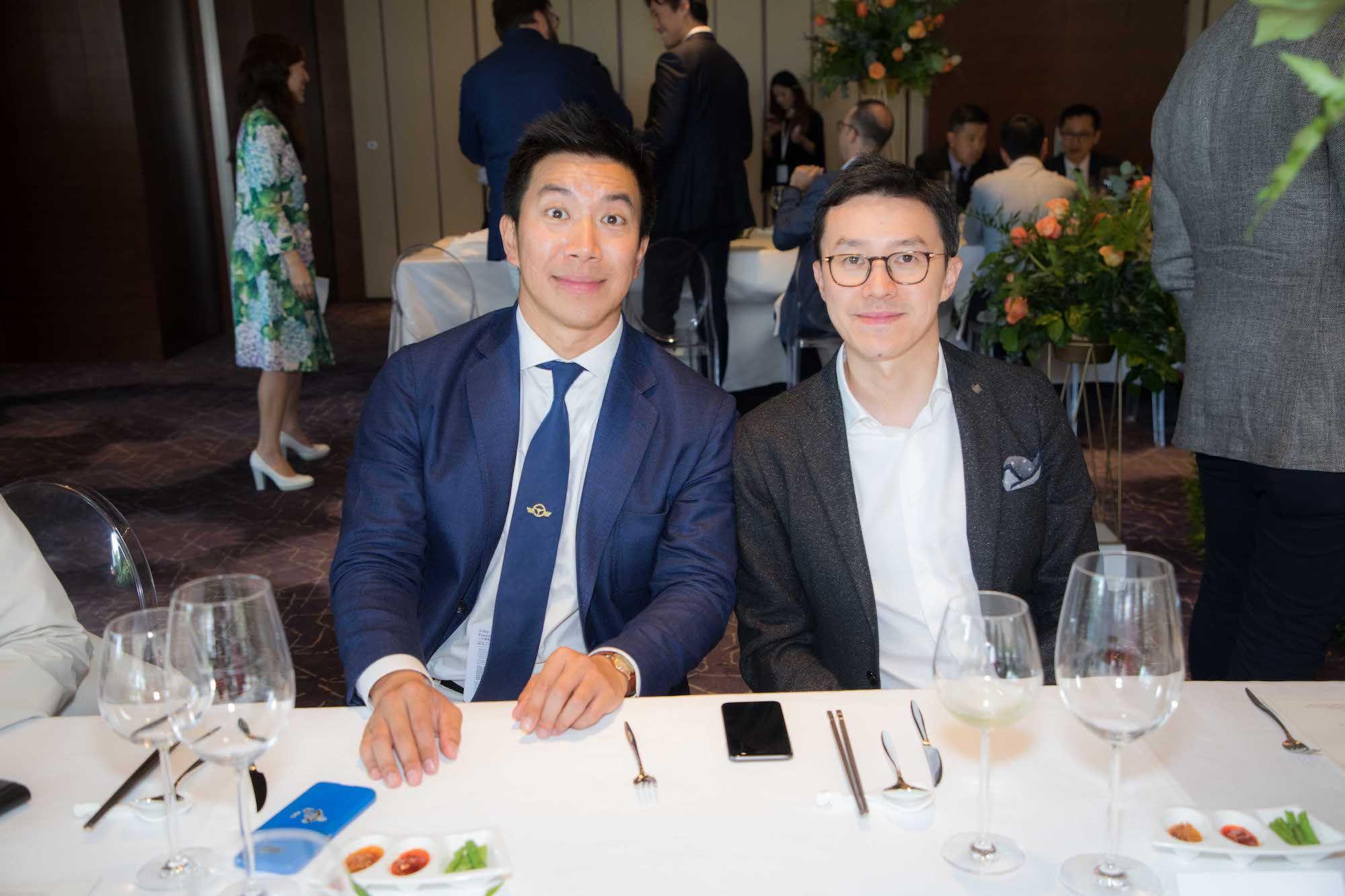 Carl Yuen, Darrin Woo