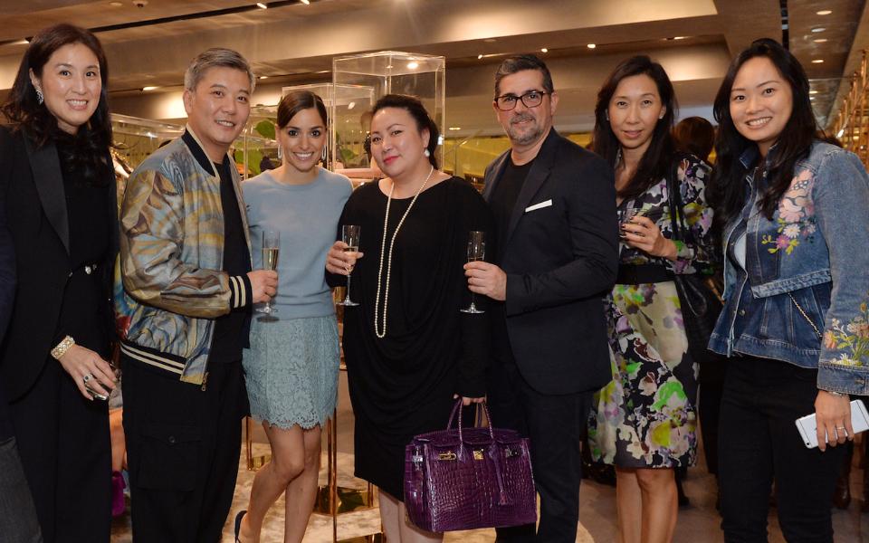 Christopher Jackson, Leigh Tung-Chou, Peter Cheung, Jennifer Chamandi, Charmaine Li, Francisco Anton-Serrano, Claudia Ko, Phyllis Leung