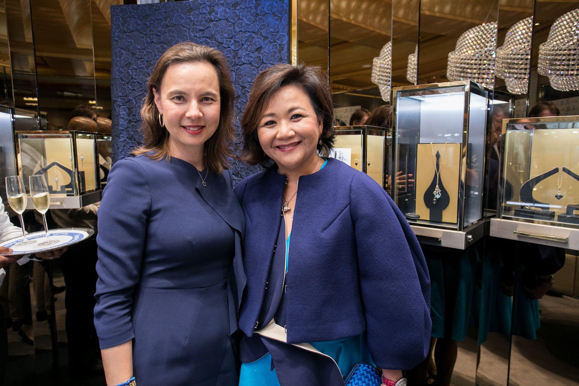 Joanna Hotung, Sue Lynn Woo-Hwa