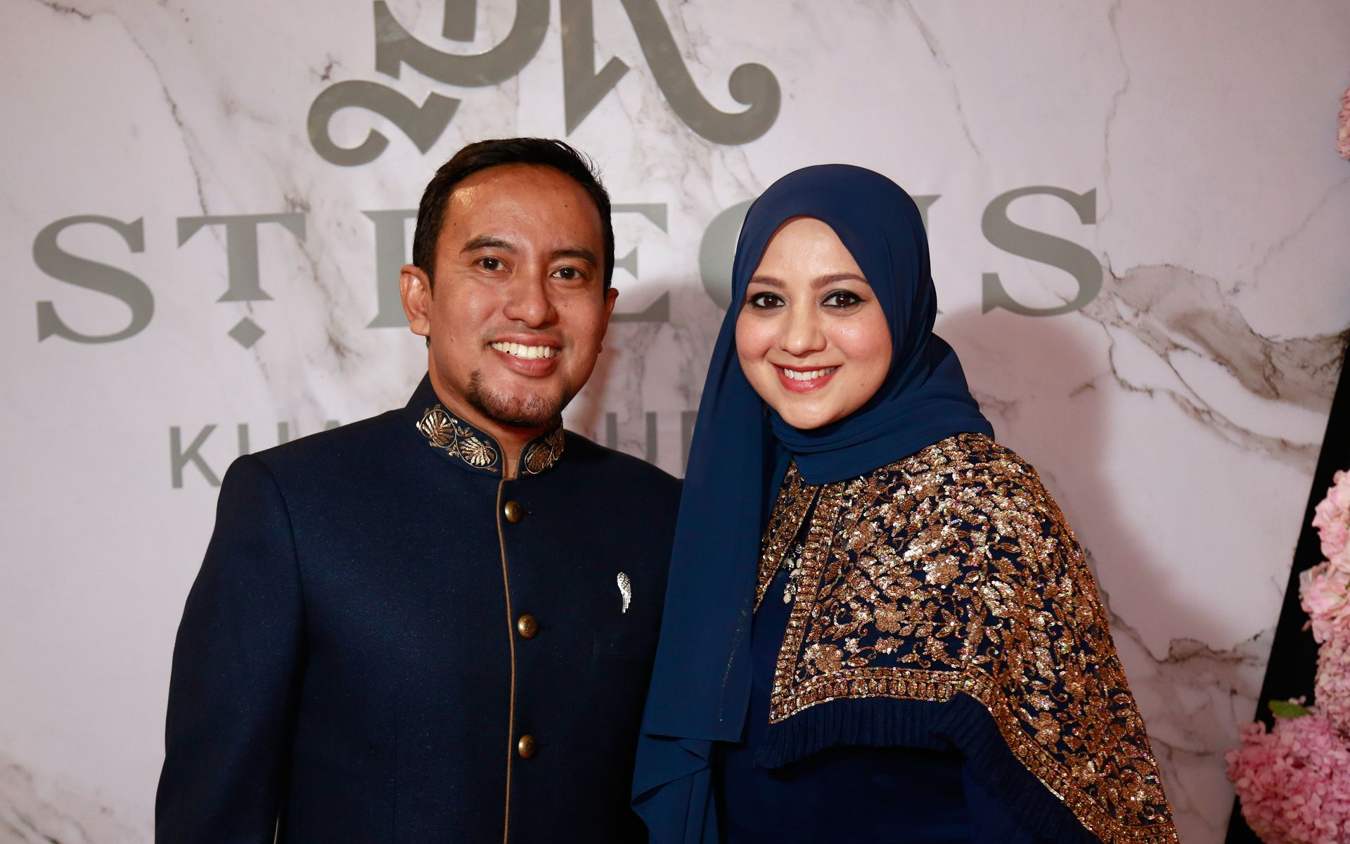 Faiz Sabri and Rozana Mumtaz