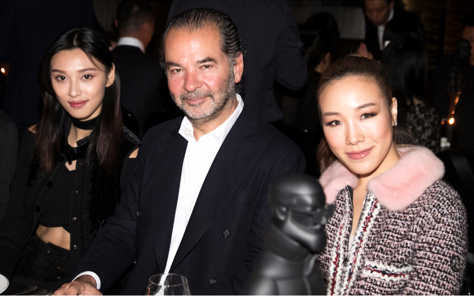 Louise Wong, Remo Ruffini, Feiping Chang