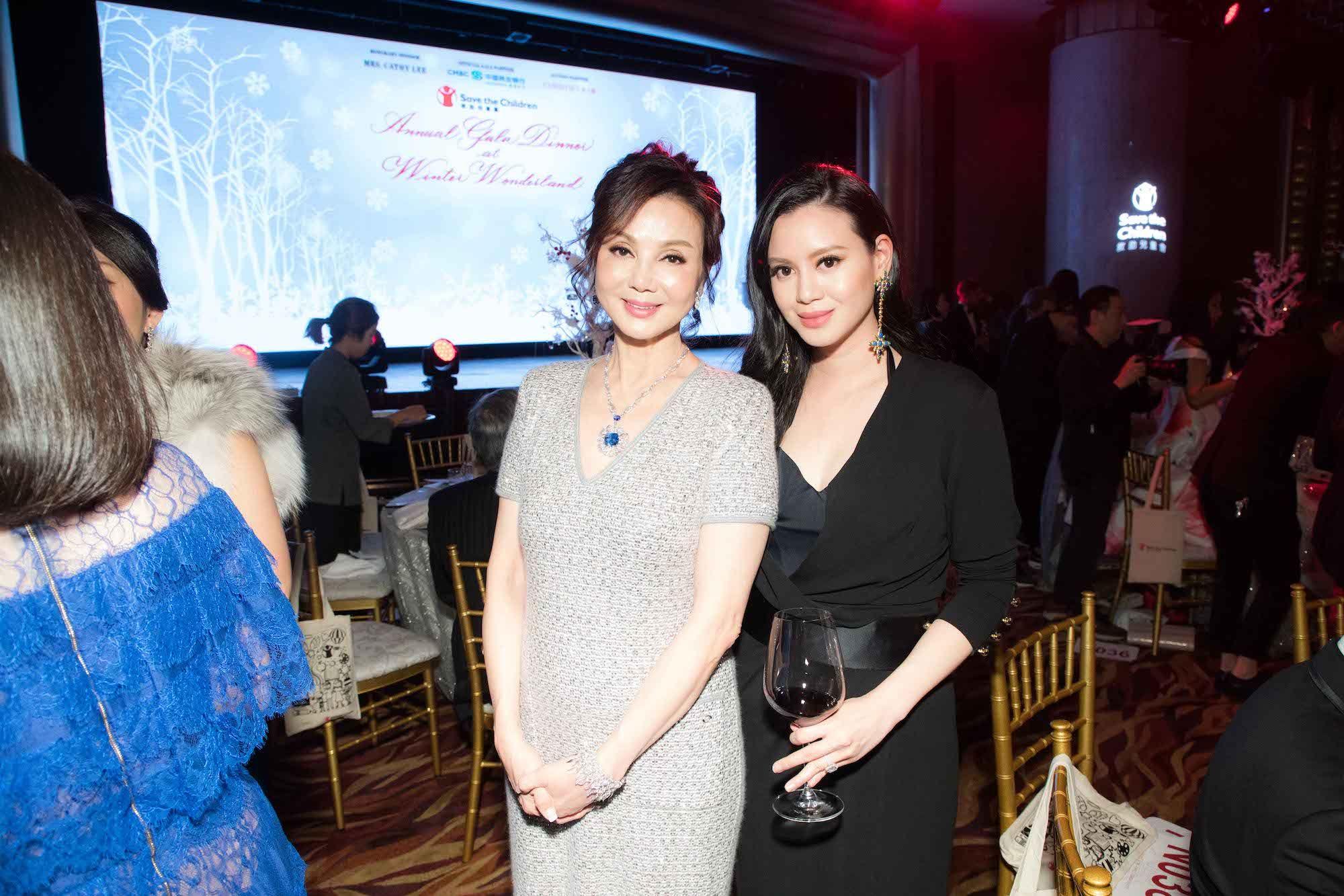 Lynn Hsieh, Emily Lam-Ho