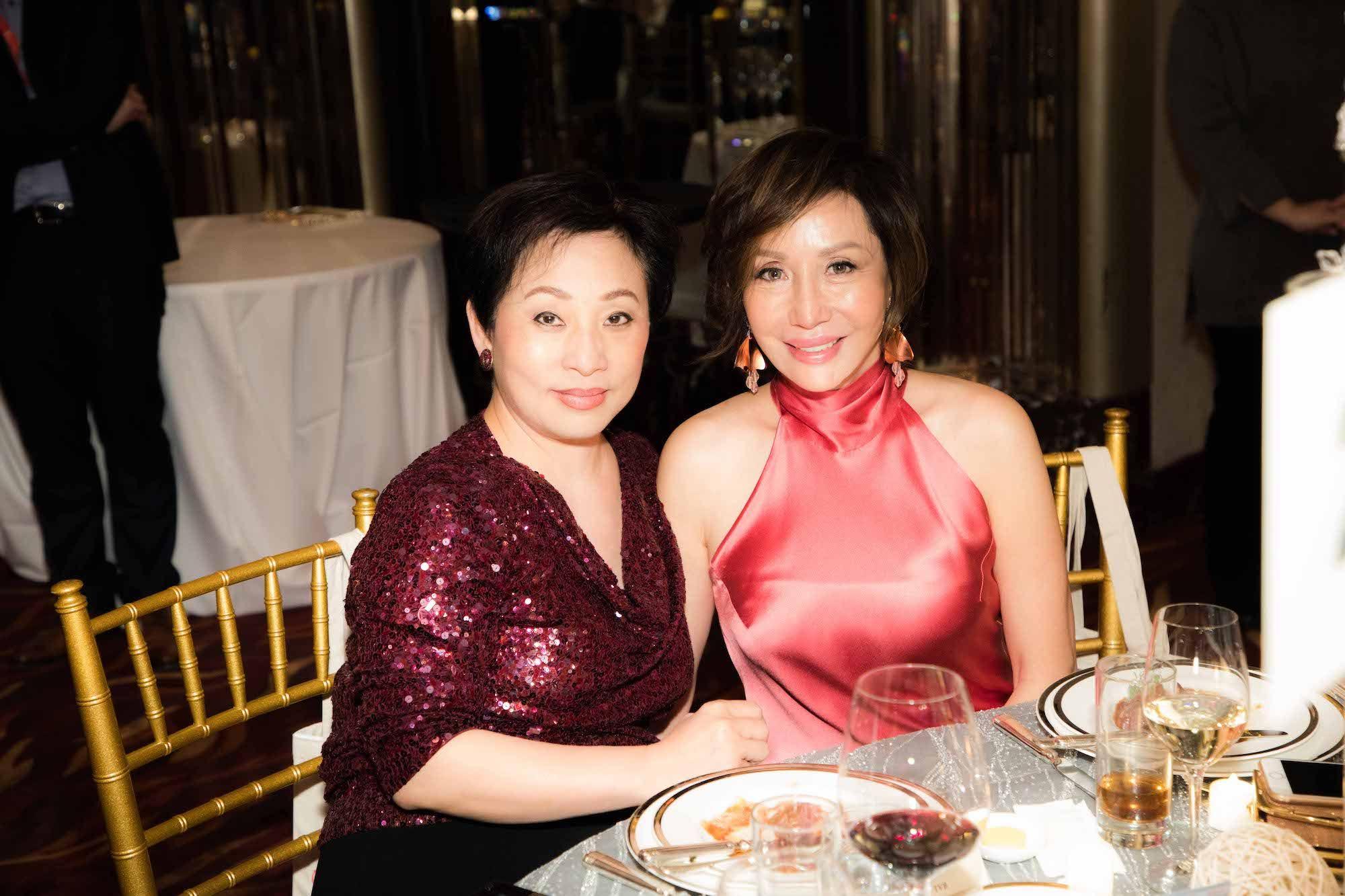 Nina Lam, Olivia Lee-Davies