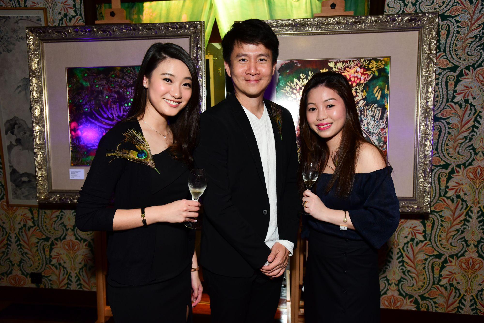 Amanda Hoon, Bon, Jeraldine Seow