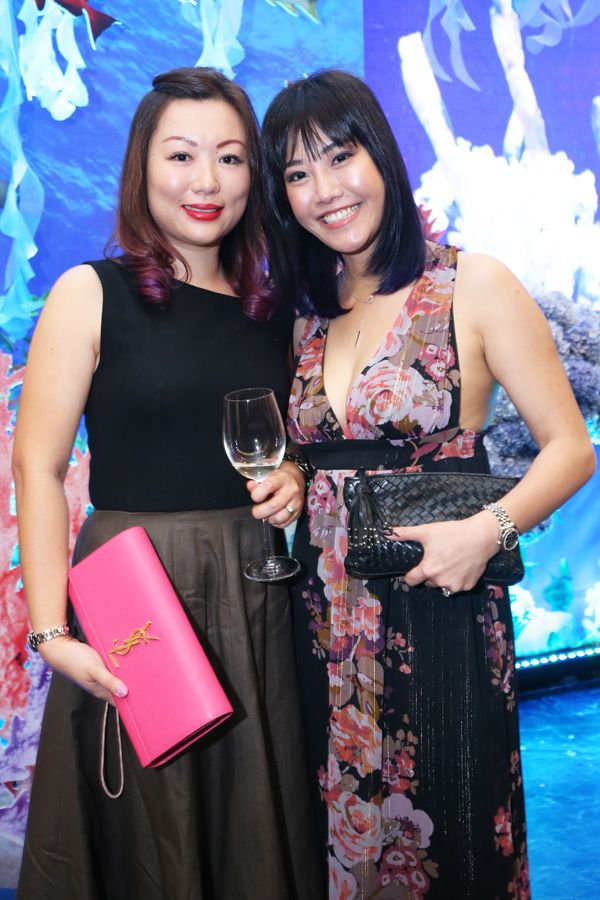 Melissa and Catherine Wong