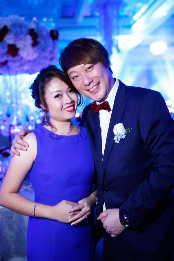 Cherrie Wong and Timothy Leong