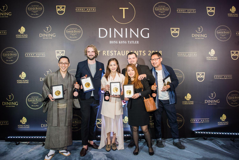 Shinya Goshima, Jim Lofdahl, Vicky Lau, Agustin Balbi, Katrina Lau, David Lai