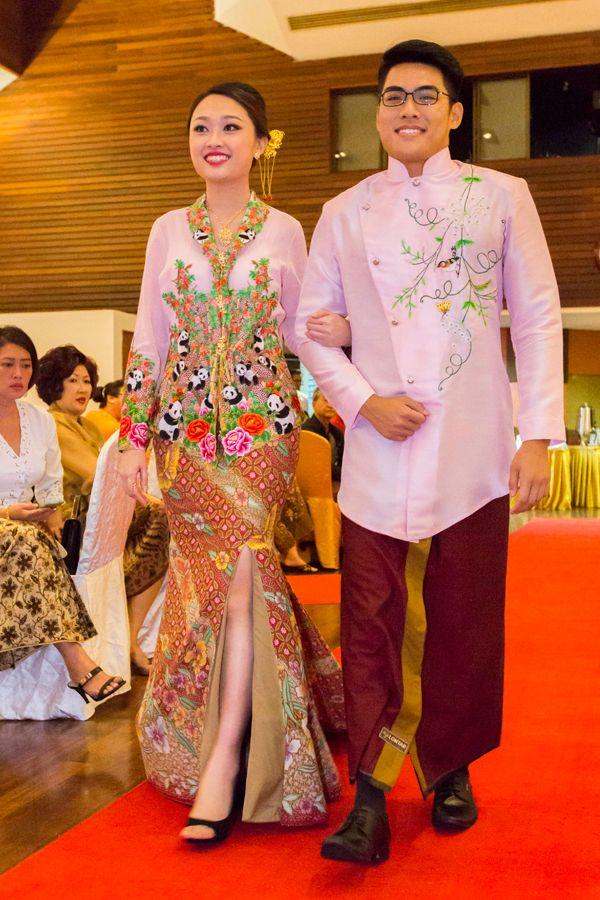 Mabeline Tan and Derwin Su