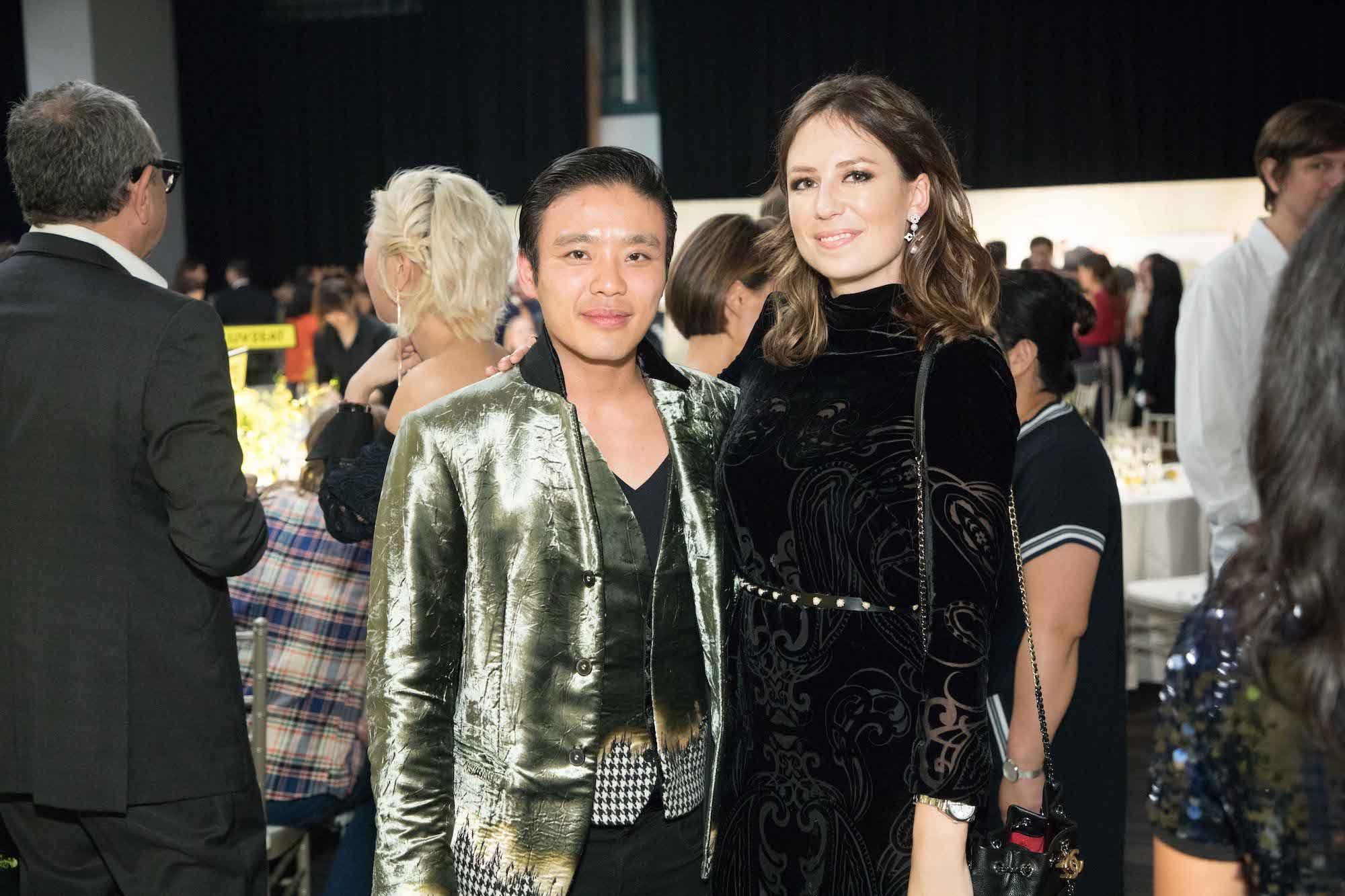 Jonathan Cheung, Katherine Schaefer