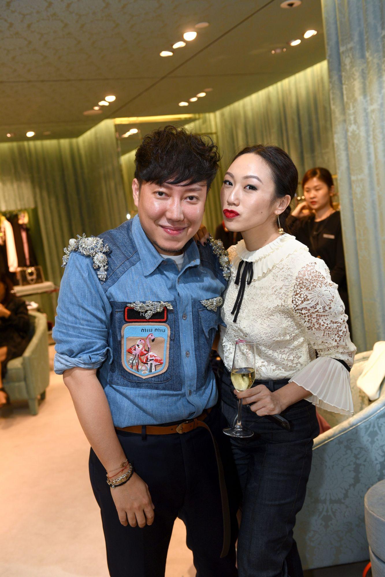 Desmond Lim, Oon Shu An
