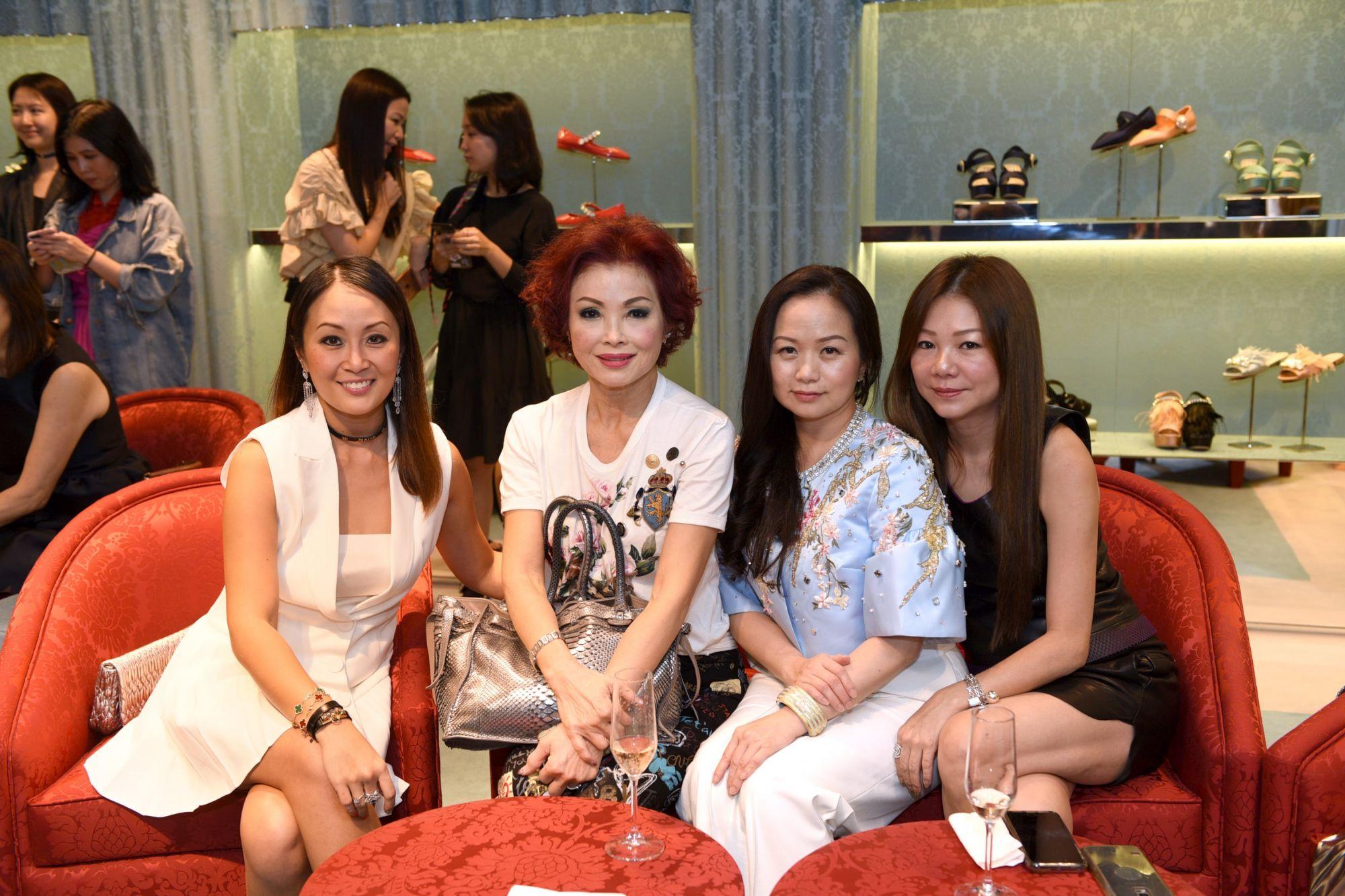 Serene Chua, Linda Soo-Tan, Tonya Tan, Angela Ng