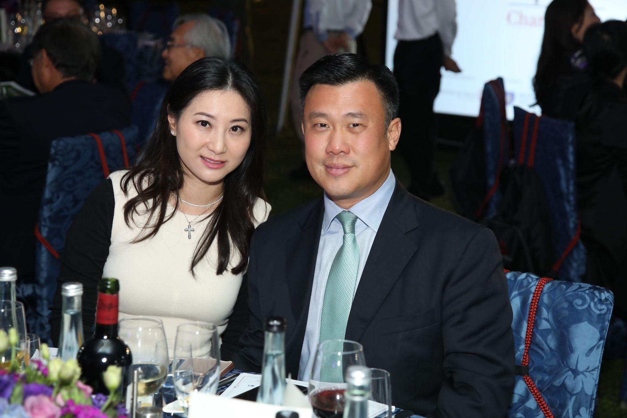 Lillian Lee-Fong, Ryan Fong
