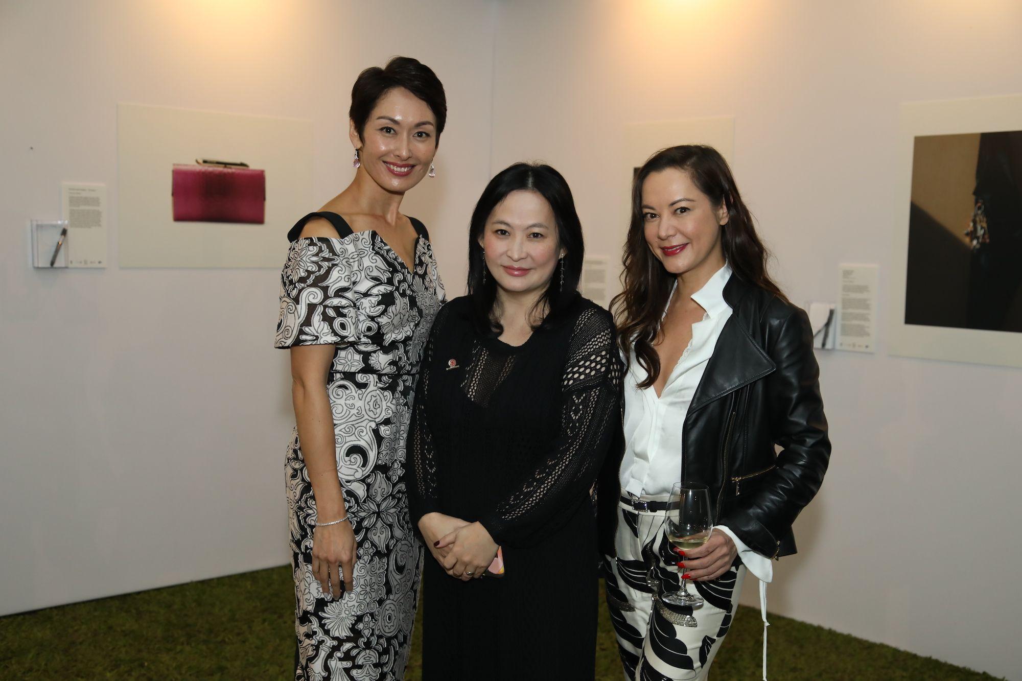Robyn Lamsam-Convery, Jo Soo-Tang, Amanda Lui