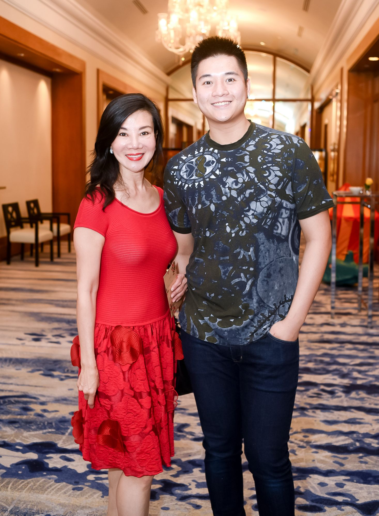 Marie Wong, Joe Pryde Kyndrede