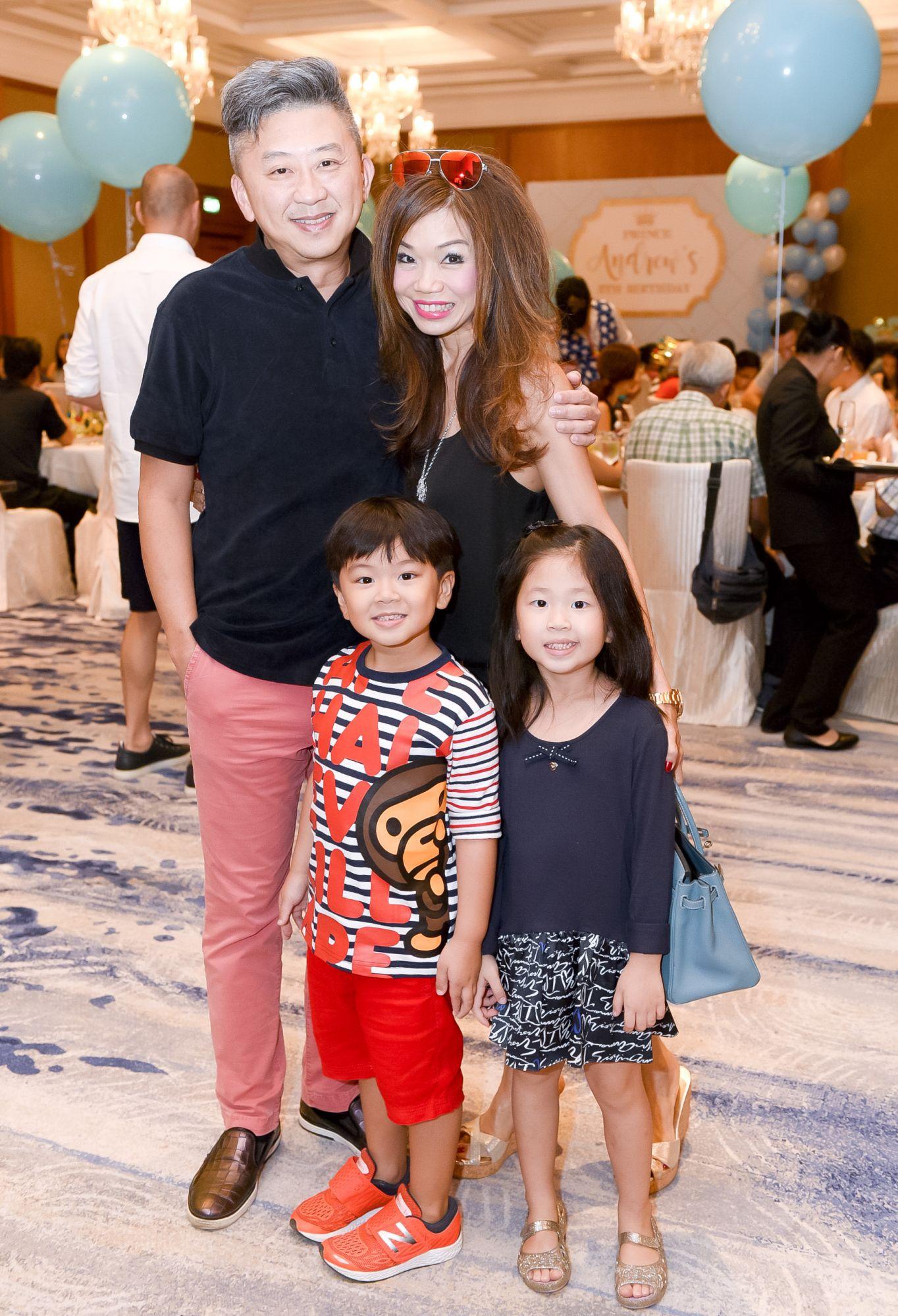 Loi Pok Yen, Zen Loi, Cayla Loi, Sylvia Loi