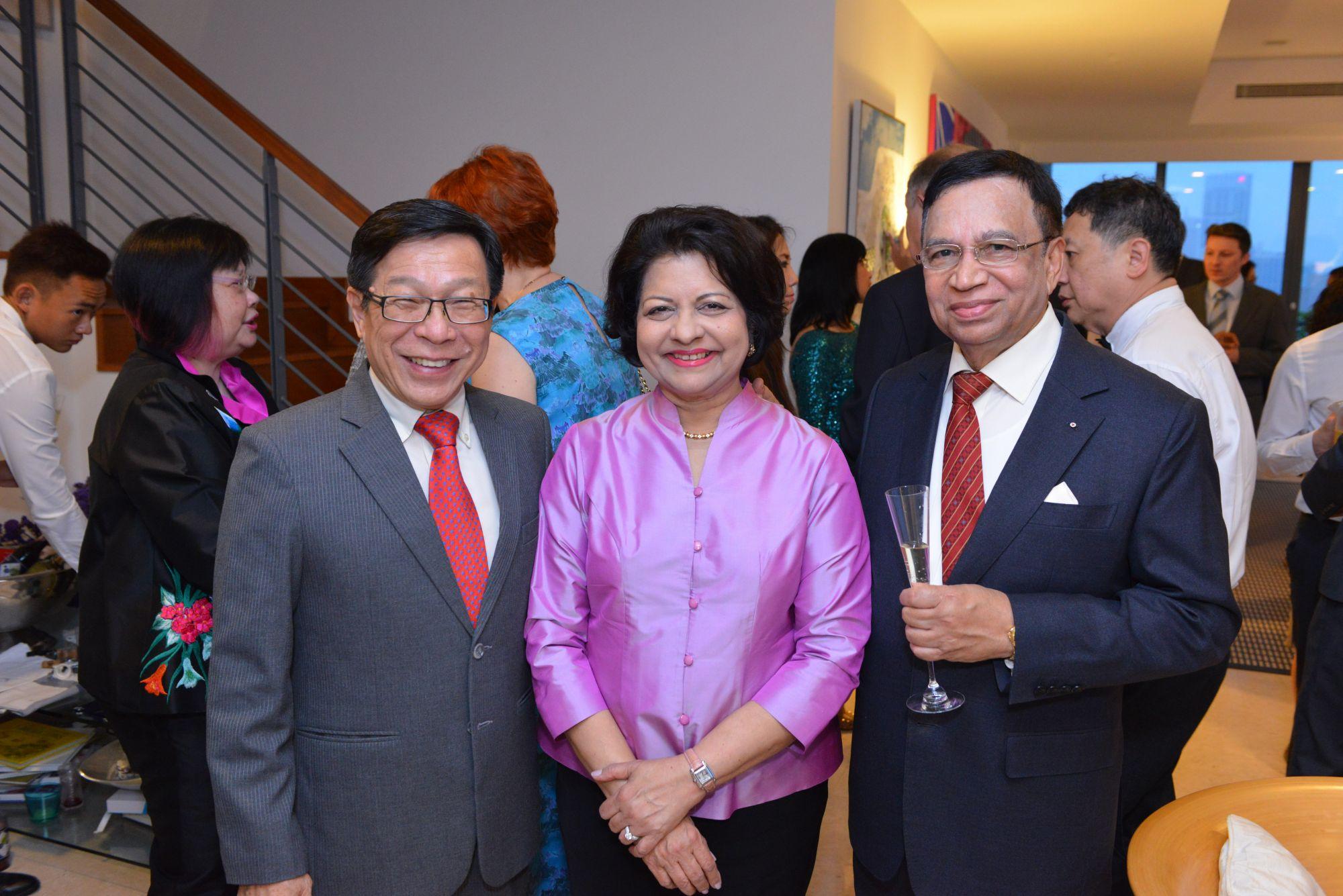 Mah Bow Tan, Jaya Mohideen, MPH Rubin