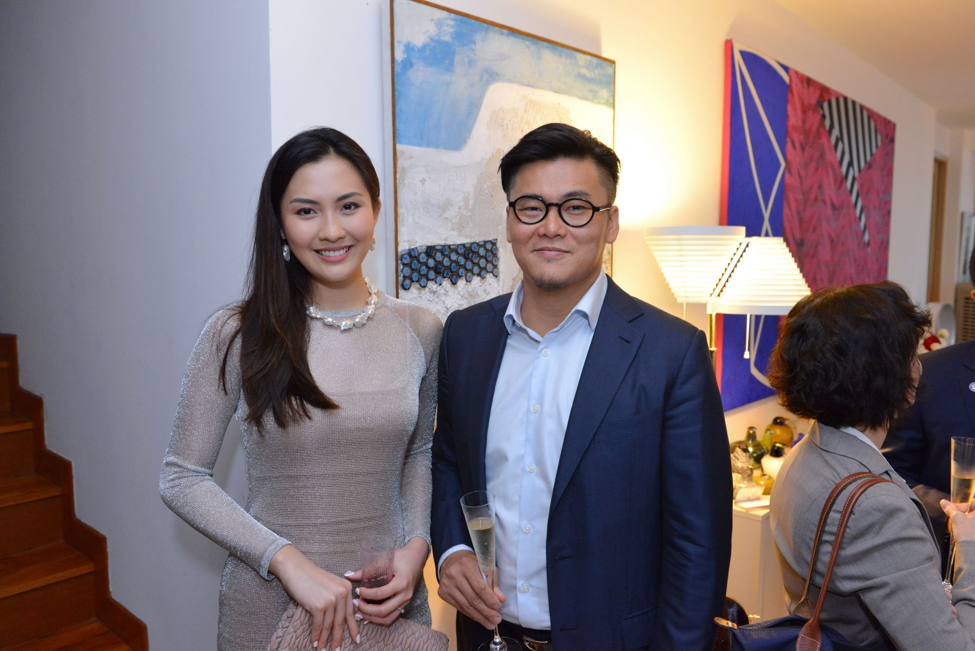 Amanda Lau, Lionel Lau