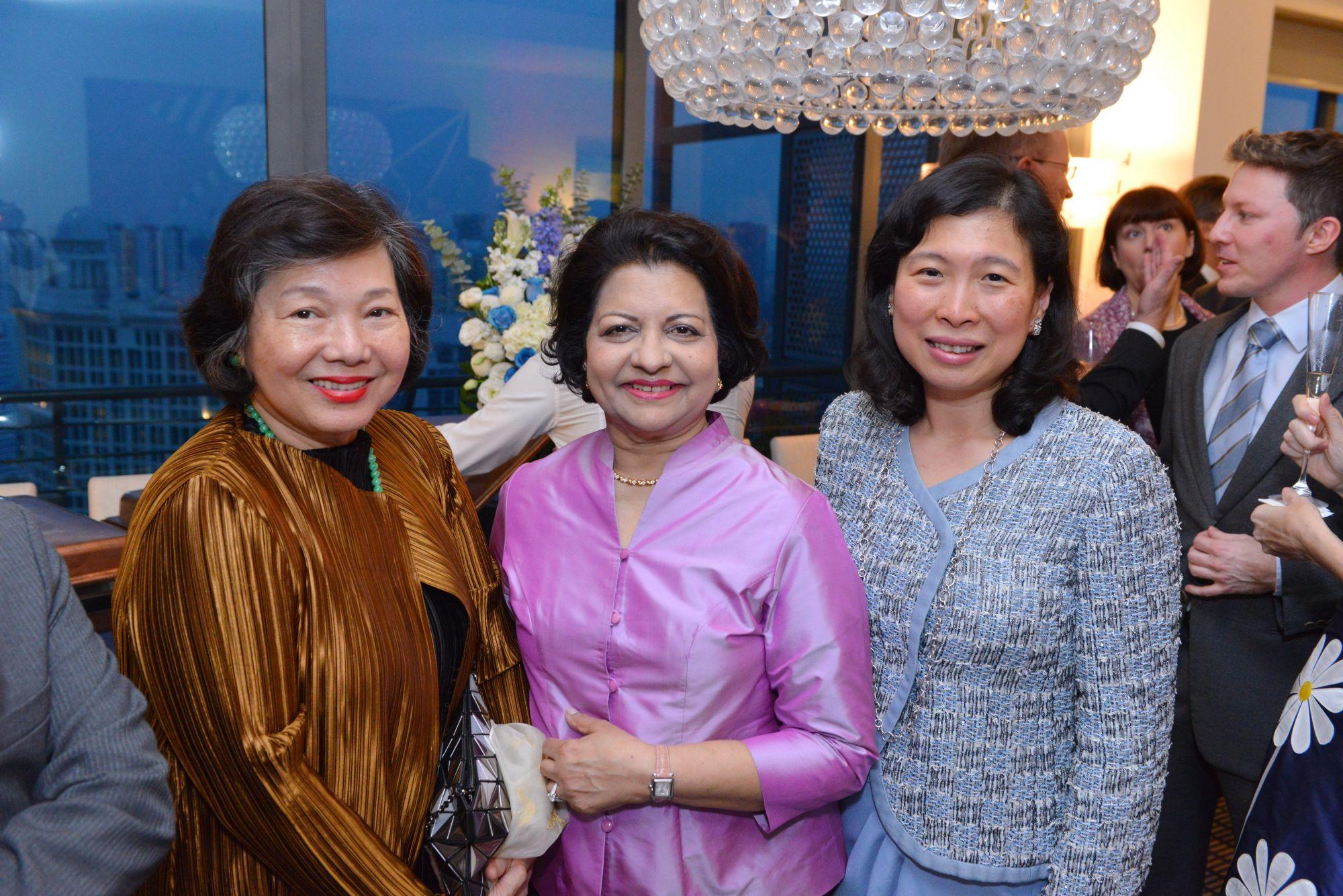 Yu-Foo Yee Shoon, Jaya Mohideen, Michelle Liem