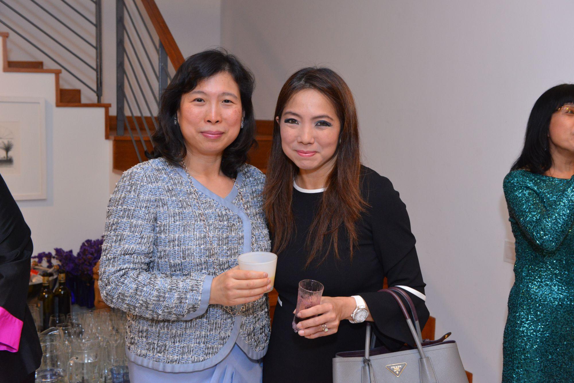 Michelle Liem, Tan Su Shan