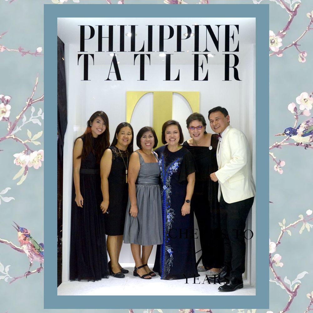 CPN Team, Senator Katrina Legarda, and Senator Sonny Angara