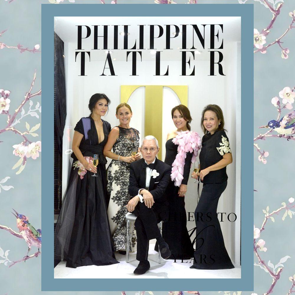 The Inno Sotto Ladies: Grace Molina, Joanna Preysler-Francisco, Aivee Teo, Joyce Onglatco