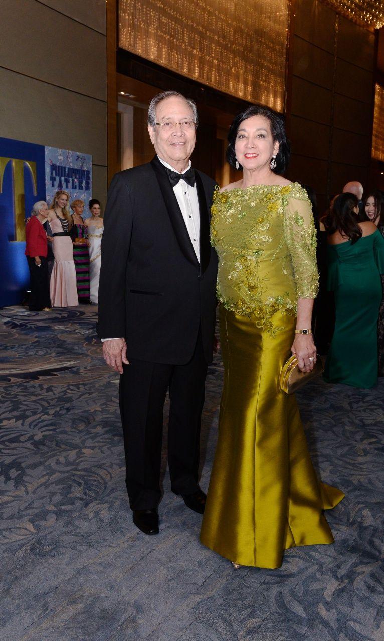 Amb. Lani and Conchitina Bernardo