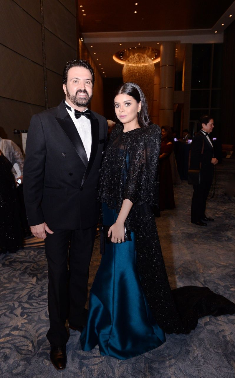 Antonio and Rocio Ressano