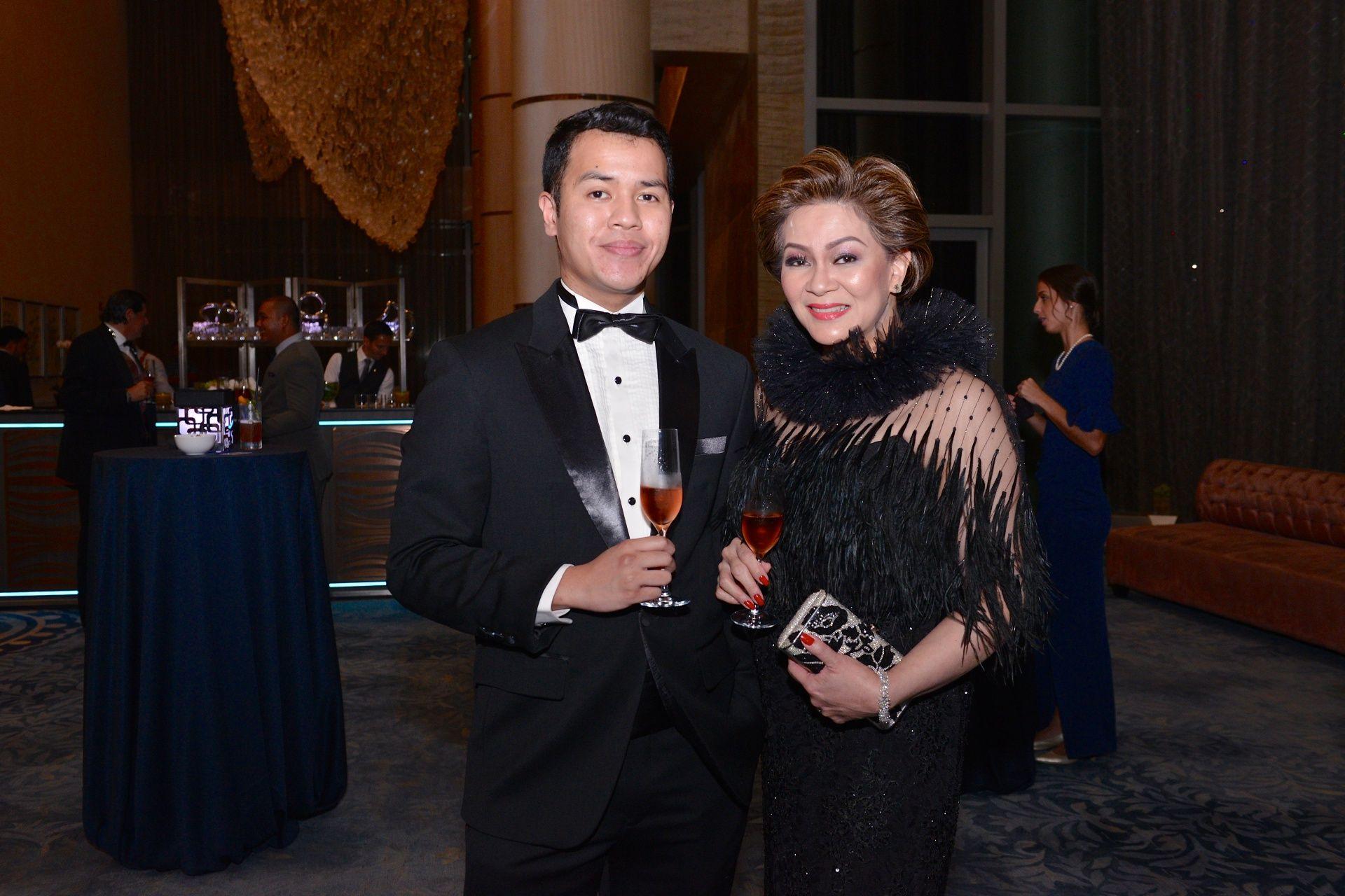Miguel and Sandie Poblador