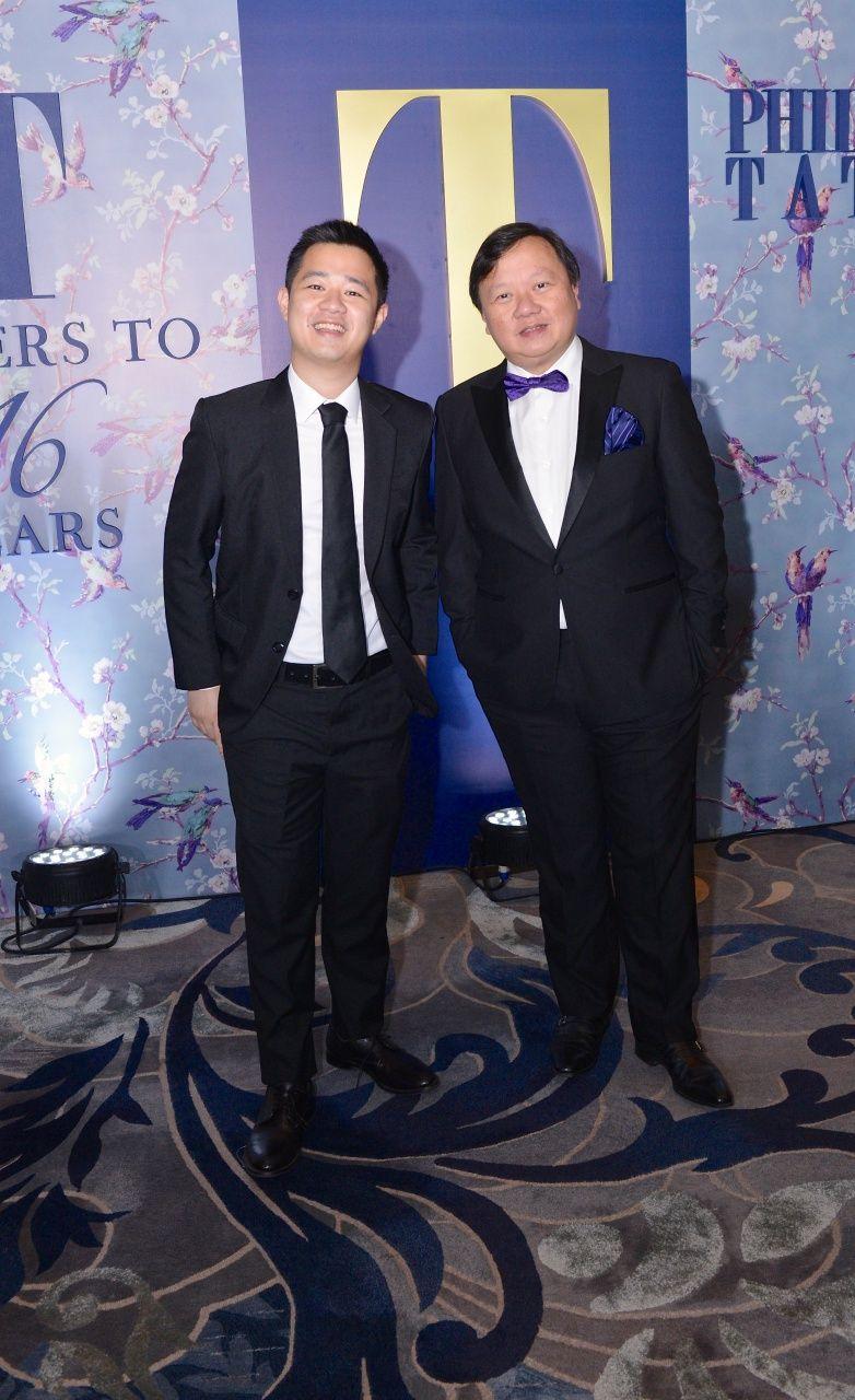 Vohn and Ivan Yao