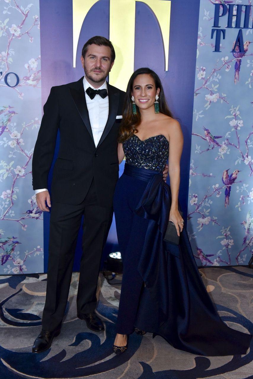 Johnathon and Stephanie Crespi