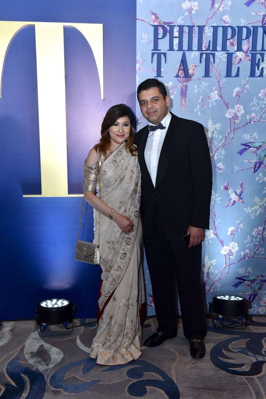 Prita and Amit Oberoi