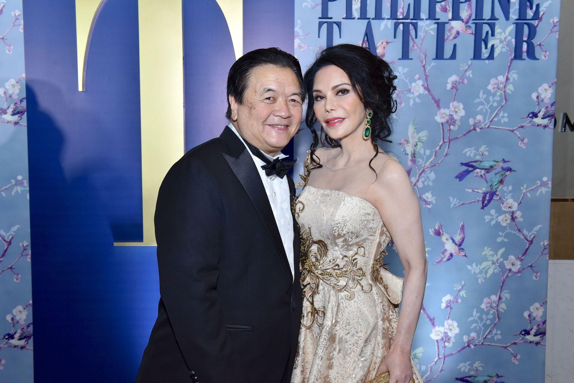 Philip and Ching Cruz