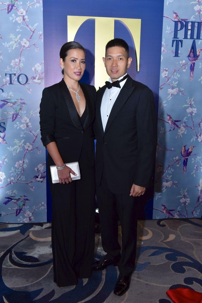 Mike and Kathy Huang