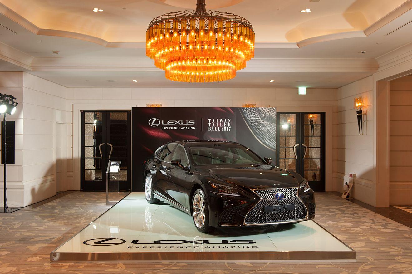 Lexus現場展示車款