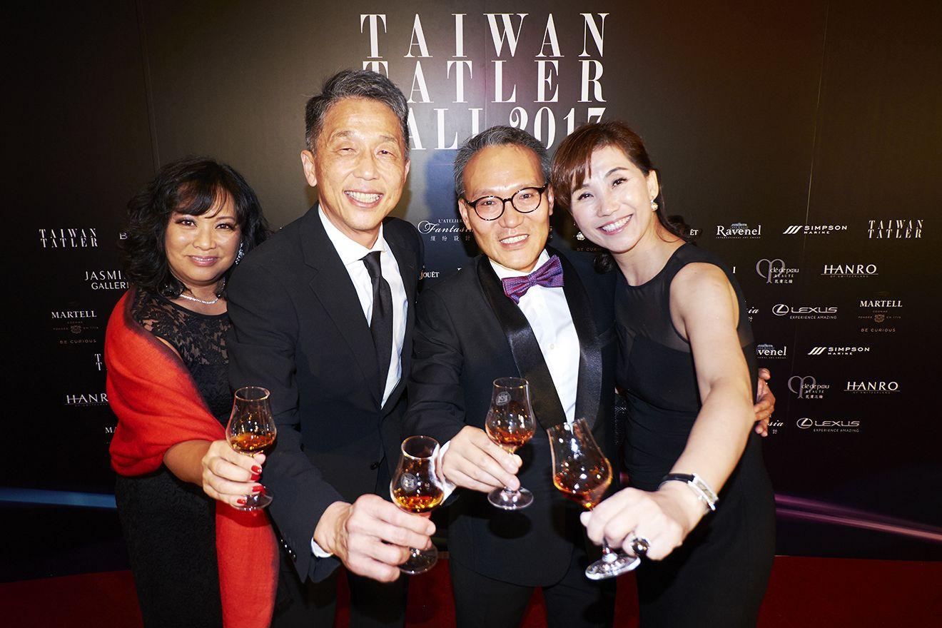 Lynette Chen, 陳允懋伉儷,莫兆鴻, Ellen Chau伉儷