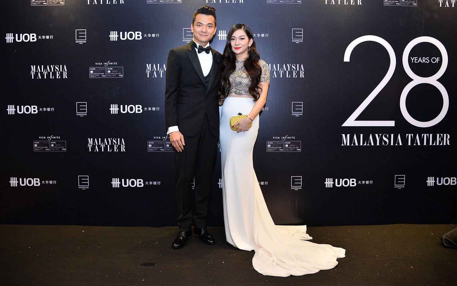 Joon Ong and Tiffany Kwong in Tarik Edit