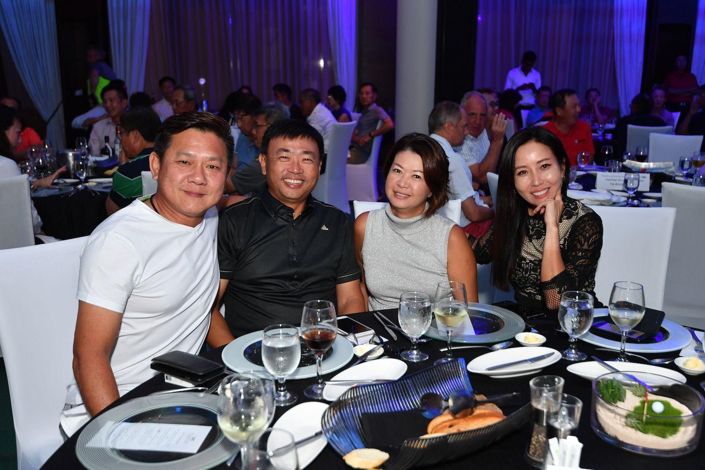 Lim Chee Yong, Soh Teck Hoong, Shirley Lee, Nina Um