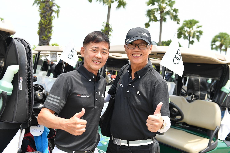 Stewart Ang, Yeo Khee Leng