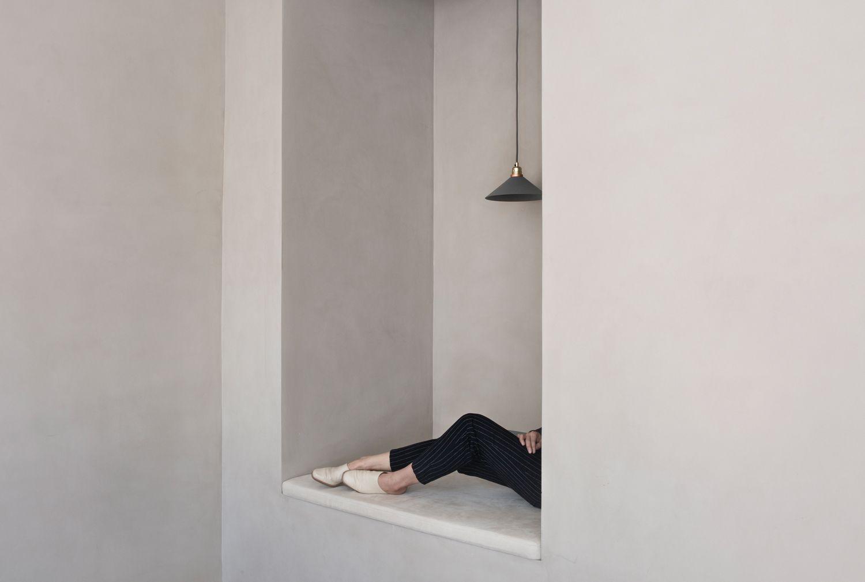 Kinfolk Gallery in Copenhagen, designed by Norm Architects