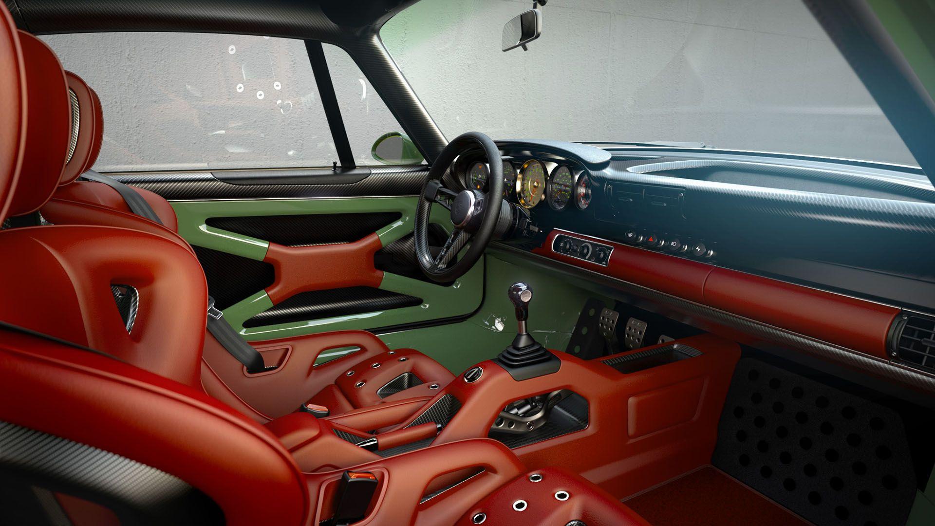 Image: courtesy of Singer Vehicle Design
