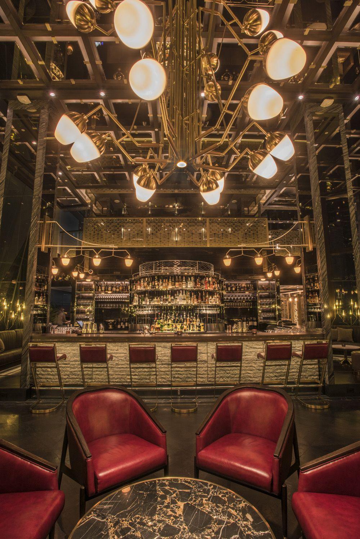 The Penthouse Bar + Grill at Park Hyatt Bangkok