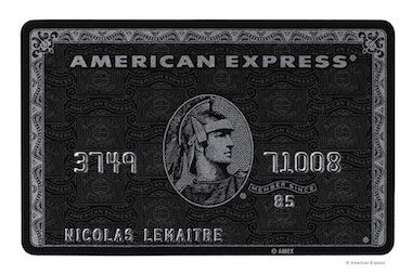 7 most exclusive credit cards for hong kongs elite hong kong tatler american express centurion card colourmoves Image collections