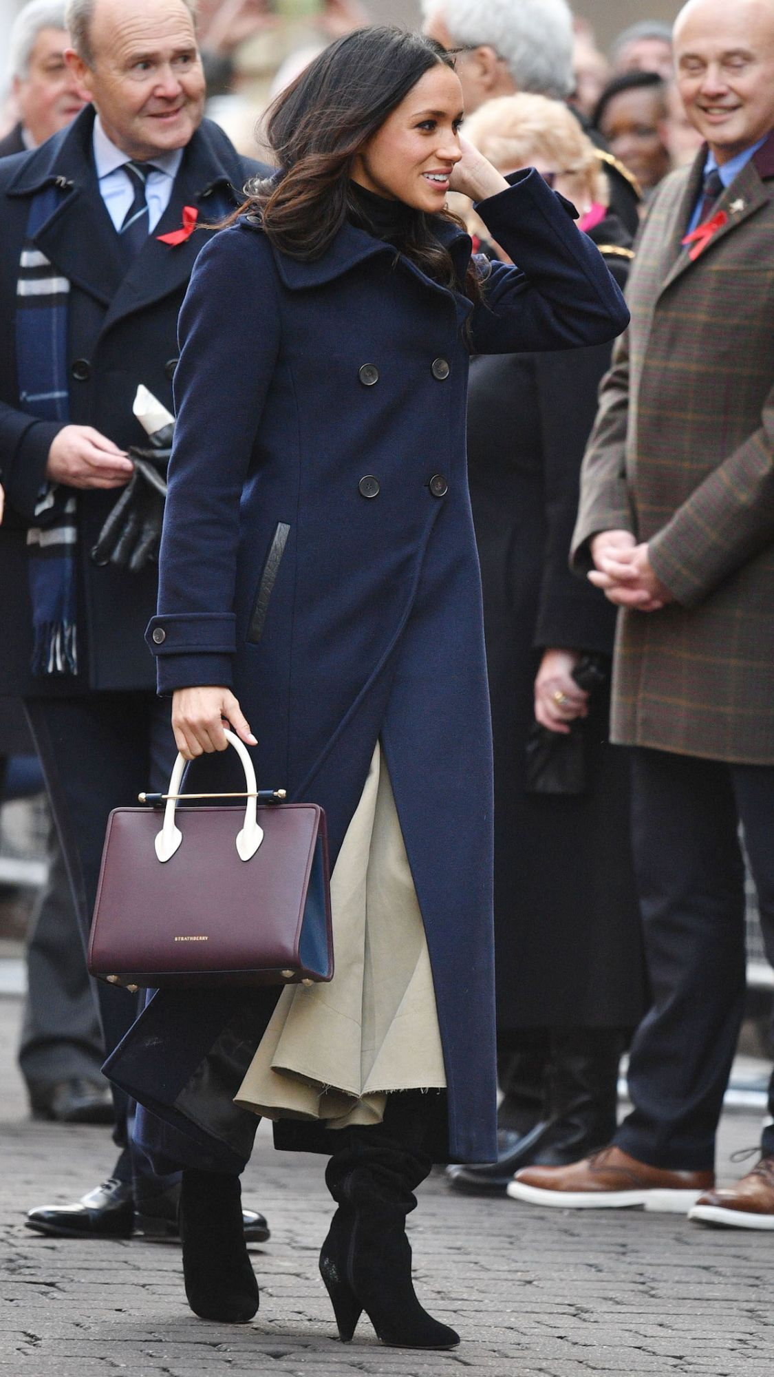 How To Dress Like Meghan Markle   Hong Kong Tatler 95db9b468b