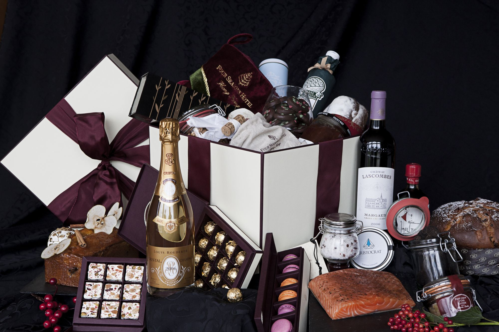 10 Of Hong Kong S Most Luxurious Gourmet Christmas Hampers