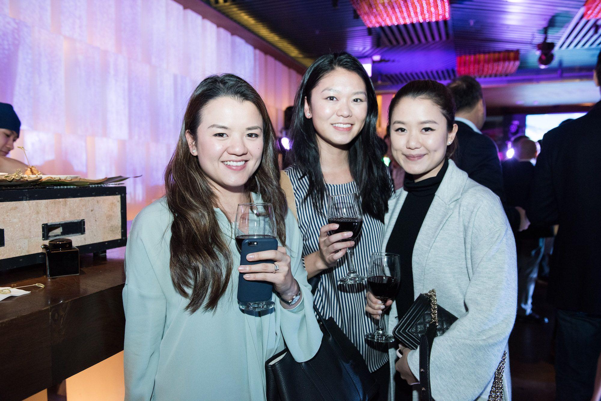 Emerald Shek, Tania Tsang, Pearl Shek