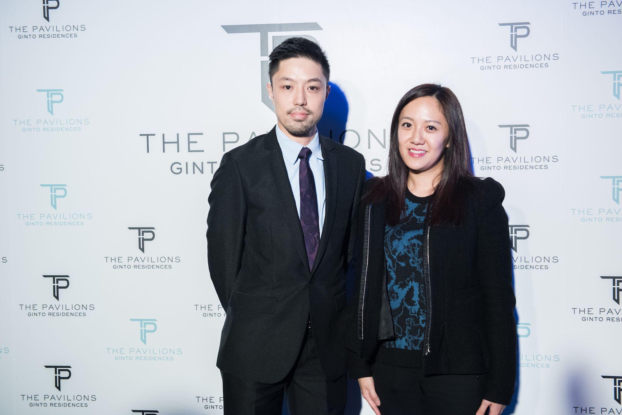 Ryan Sun, Jenny Chau