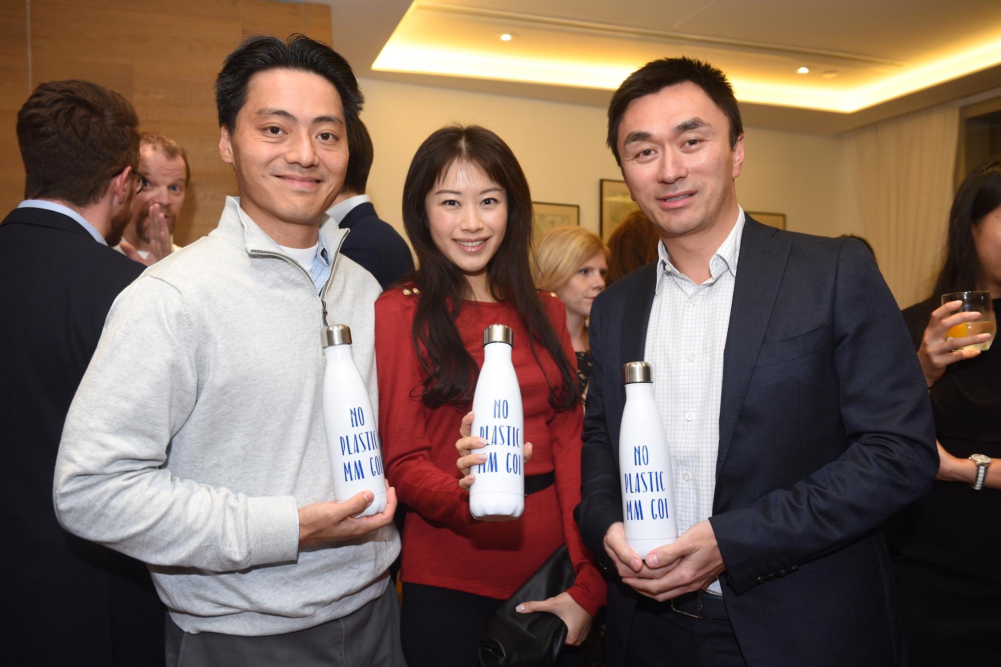 Oscar Chow, Alanna Chow, Patrick Wong